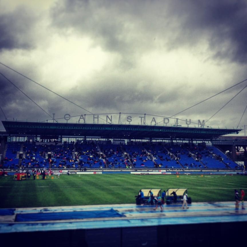 Icahn Stadium - Randall's Island