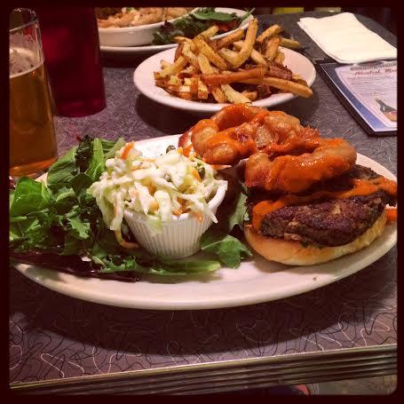 Kendall Square Veggie Burger