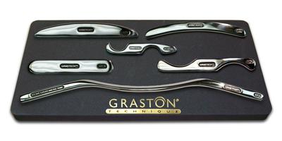 Graston - torture tools