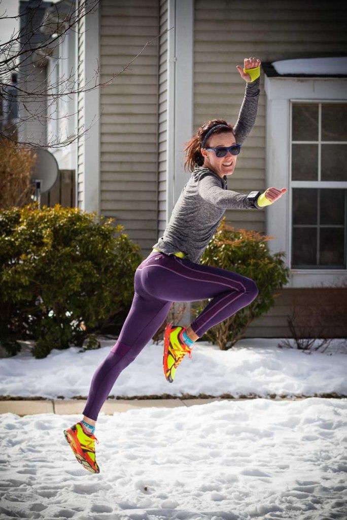 Hooray for pain free running!